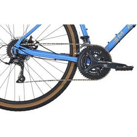 Marin Four Corners Cyclocross blå